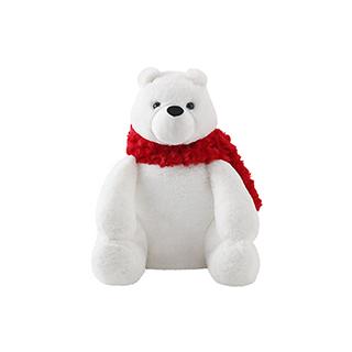 Polar极地系列卡通公仔-北极熊