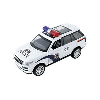 Toys闪电车侠系列警车