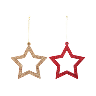 Christmas圣诞系列装饰五角星