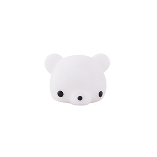 Meroy萌系硅胶迷你解压玩具-小熊