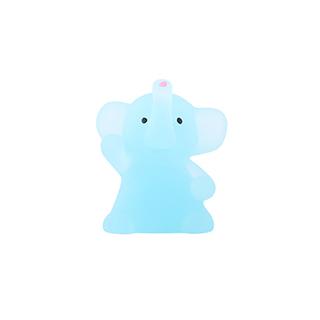 Meroy萌系硅胶迷你解压玩具-大象
