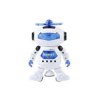 Robot守护者系列酷炫闪光舞者