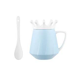Queena女王系列皇冠陶瓷马克杯