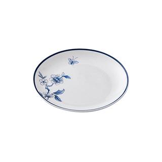 Joyce凤鸾青花骨瓷餐盘(6.25英寸)