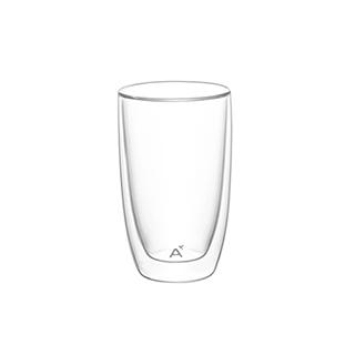Ester高硼硅玻璃双层隔热杯(250ml)
