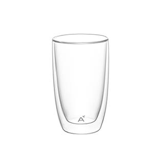 Ester高硼硅玻璃双层隔热杯(350ml)