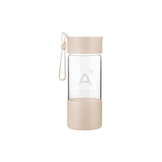 Barry耐热玻璃个性随行杯(400ml)