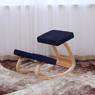 Emery创意跪坐式休闲摇椅