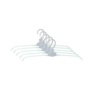 多功能折叠衣架(5件装)