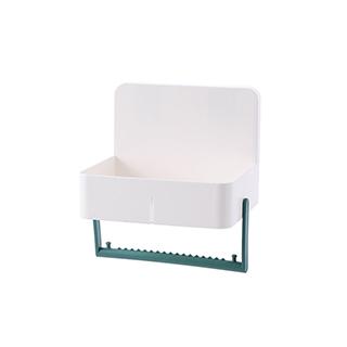 挂壁收纳盒-带晾架