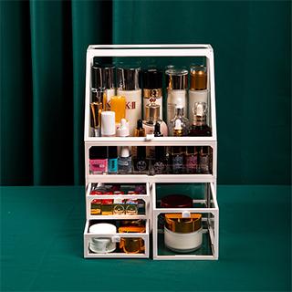 化妆品收纳盒2件组