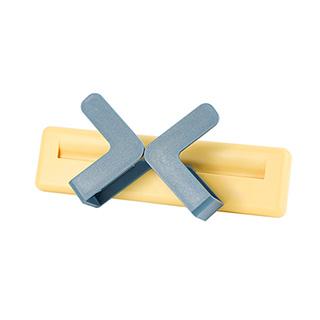 X型可调节锅盖架