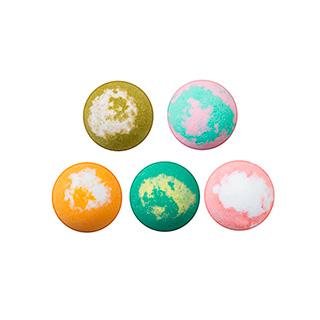 藏红花足浴球(5粒装)