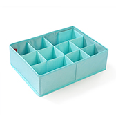 Marini马瑞尼牛津布收纳系列-12格内衣收纳盒