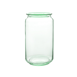 Sonia漓彩无铅玻璃储物罐(1000ml)