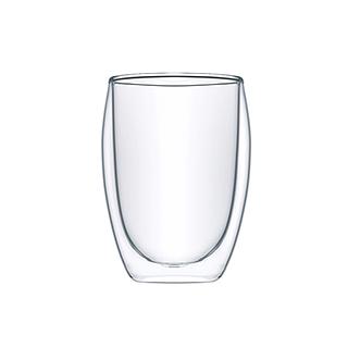 Clarence经典双层耐热玻璃杯(360ml)