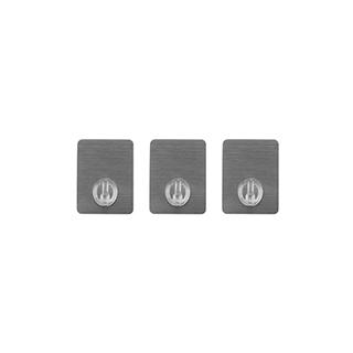 Maxine无痕系列挂钩-方形(3只装)