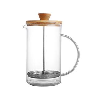 Gracia高硼硅玻璃系列法式滤压泡茶壶