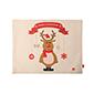 Christmas圣诞系列加厚餐垫-麋鹿精灵