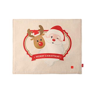 Christmas圣诞系列加厚餐垫-圣诞老人