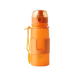 Travel-Kit差旅便携式可折叠硅胶水壶(350ml)