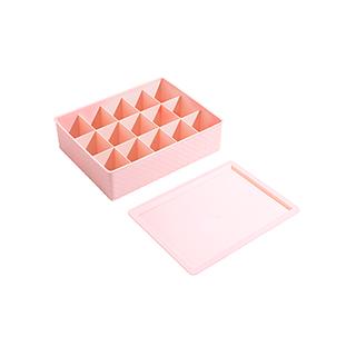 Zone省空间系列内衣收纳盒(15格)