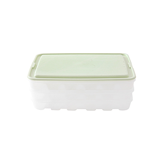 Cooker库克厨具系列三层饺子收纳盒(54格)