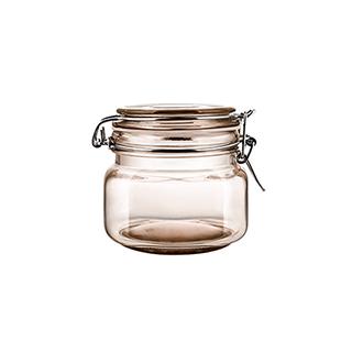 Luce北欧风玻璃储物罐(500ml)