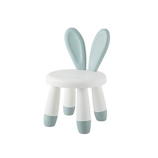 萌系兔子宝宝椅