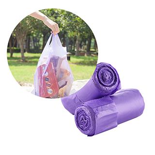 Cleaning家务系列可拎式垃圾袋(2卷60只)