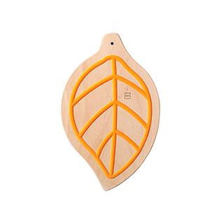 Joris榉木系列创意防滑锅垫(树叶款)