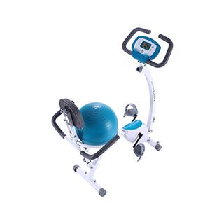 KeepFit瑜伽球空气健身车