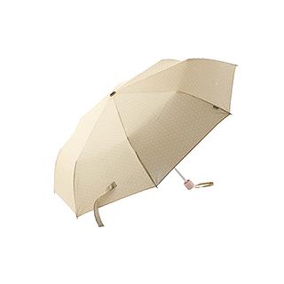 Jessie时尚波点超轻便携式防晒伞
