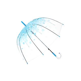 Annie雨樱花系列透明公主伞