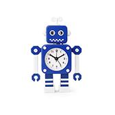 Alma童趣系列金属变形机器人闹钟-B款