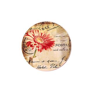 Paddy彩陶系列吸水防滑杯垫-小雏菊