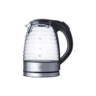 Bossa智能温控耐热玻璃电热水壶