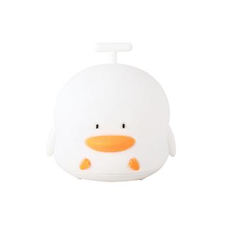 Meroy萌系卡通硅胶灯-小胖鸭