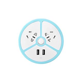Jean电子设备系列USB组合式插座-鲜果款(小号)