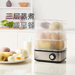 Jupiter家用多功能早餐蒸煮器