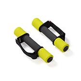 FitTime塑形健身系列泡棉哑铃两件组(0.5kg)