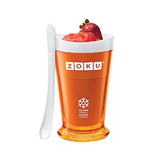 冰沙奶昔杯(橙色)