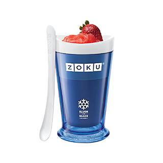 冰沙奶昔杯(蓝色)