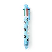 酷MA萌5色圆珠笔活动铅组合 蓝色款