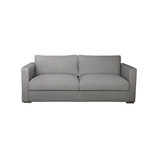 Baird布艺系列柔软鸭毛双人沙发