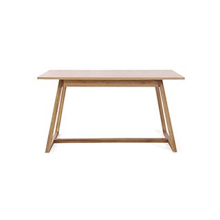 Wade白橡木系列实木餐桌-经典款