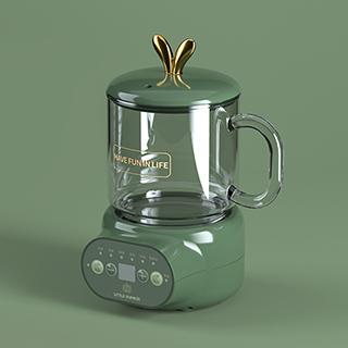 小南瓜玻璃电炖杯