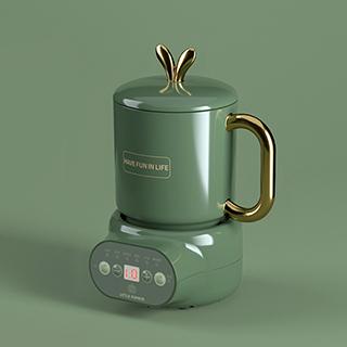 小南瓜陶瓷电炖杯