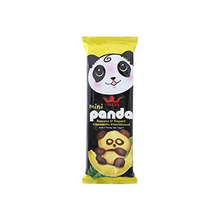 TATAWA迷你巧克力香蕉味熊猫饼干